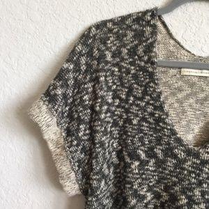 Lauren Manoogian Slouchy Oversized Alpaca Knit Top